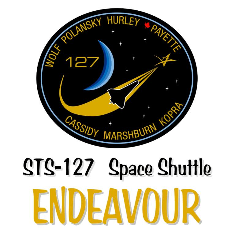 space shuttle mission logos - photo #15